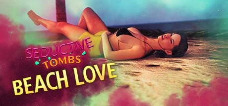 Seductive Tombs: Beach Love cover art