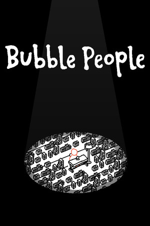 Bubble People poster image on Steam Backlog