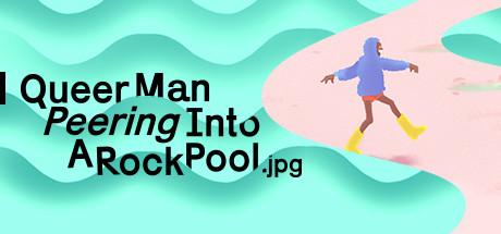 Queer Man Peering Into A Rock Pool.jpg