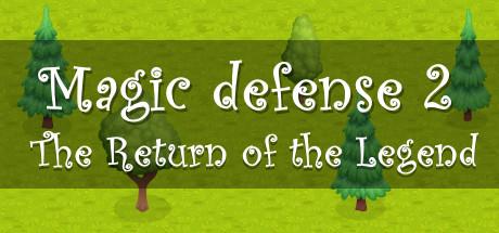 Magic defense 2: The Return of the Legend cover art