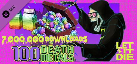 LET IT DIE -(7 Mil Downloads)100 Death Metals-