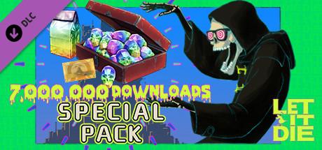 LET IT DIE -(7 Mil Downloads)Special pack-