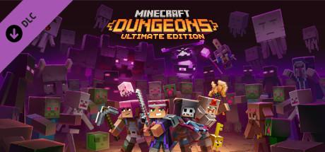 Minecraft Dungeons Ultimate Edition Digital Artwork