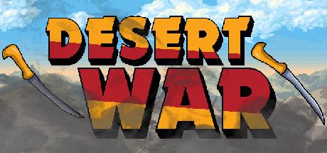 Desert War cover art
