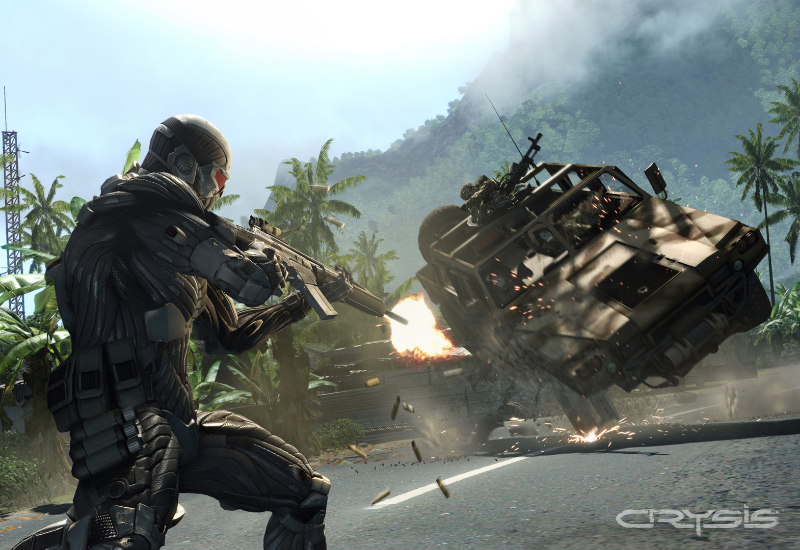 Find the best laptop for Crysis