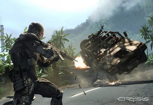скриншот Crysis 0