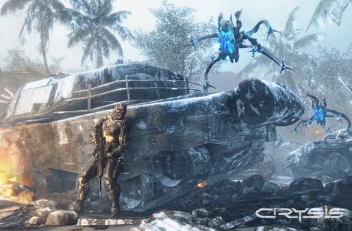 скриншот Crysis 4