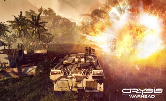 скриншот Crysis Warhead 0