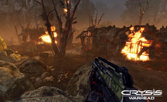 скриншот Crysis Warhead 1