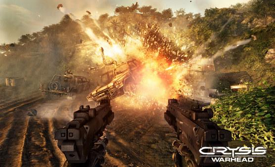 скриншот Crysis Warhead 3