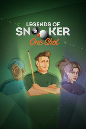 Legends of Snooker: One Shot poster image on Steam Backlog