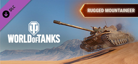 World of Tanks - Rugged Mountaineer Pack
