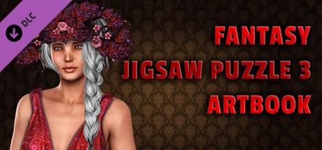 Fantasy Jigsaw Puzzle 3 - ArtBook cover art