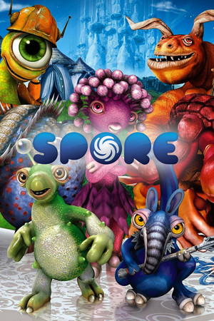 SPORE poster image on Steam Backlog