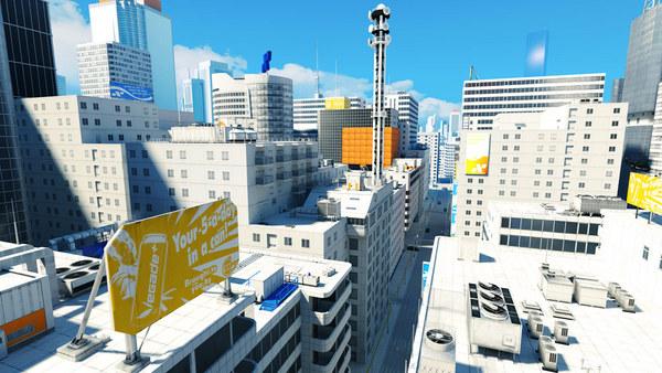 скриншот Mirror's Edge 0