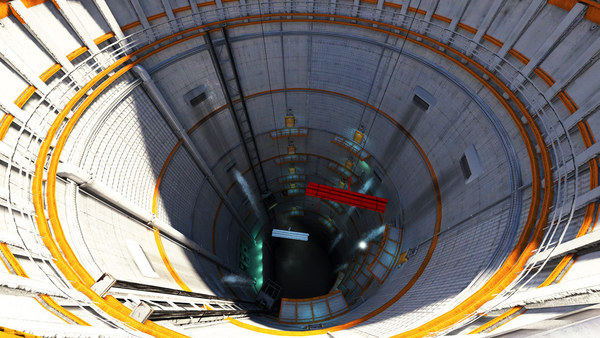 скриншот Mirror's Edge 1