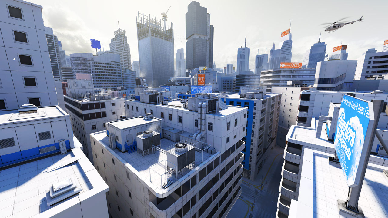 Image result for mirrors edge