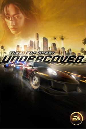 Need for Speed Undercover poster image on Steam Backlog