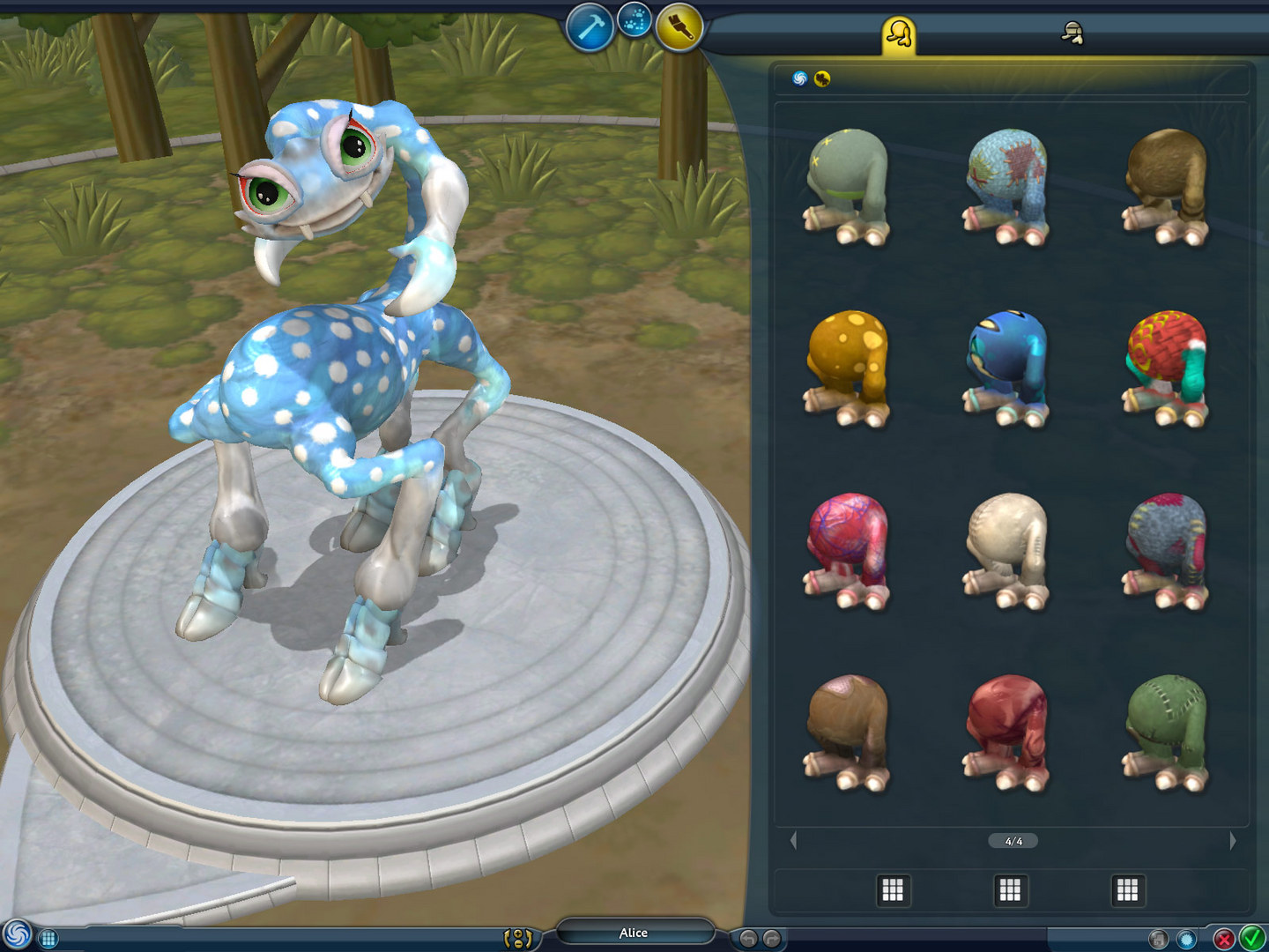 save 75 on spore creepy cute parts pack on steam
