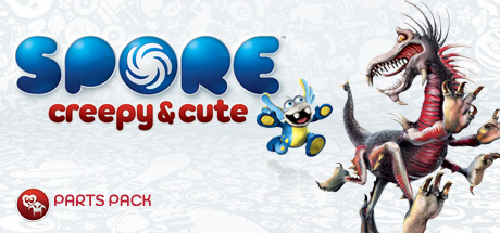 Купить SPORE™ Creepy & Cute Parts Pack