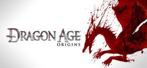 Dragon Age: Origins cover art