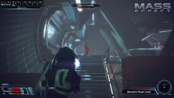 скриншот Mass Effect 0