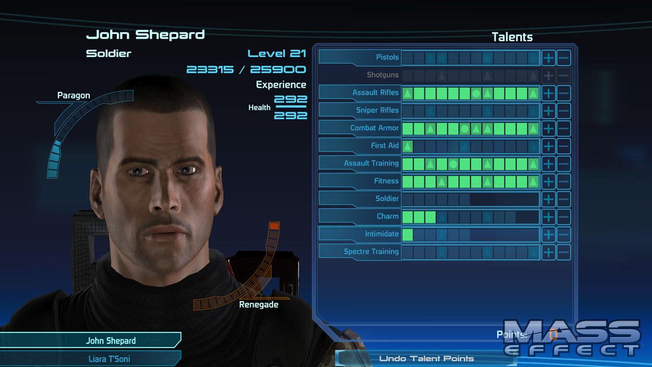Mass Effect [RePack] [EUR] [2012|Rus]