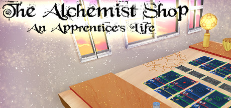 The Alchemist Shop: An Apprentice's Life