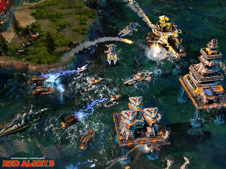 скриншот Command & Conquer: Red Alert 3 0