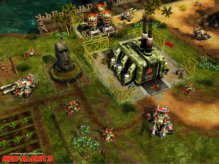 скриншот Command & Conquer: Red Alert 3 1