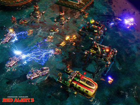 скриншот Command & Conquer: Red Alert 3 3