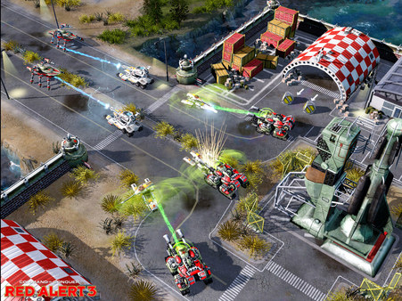 скриншот Command & Conquer: Red Alert 3 5