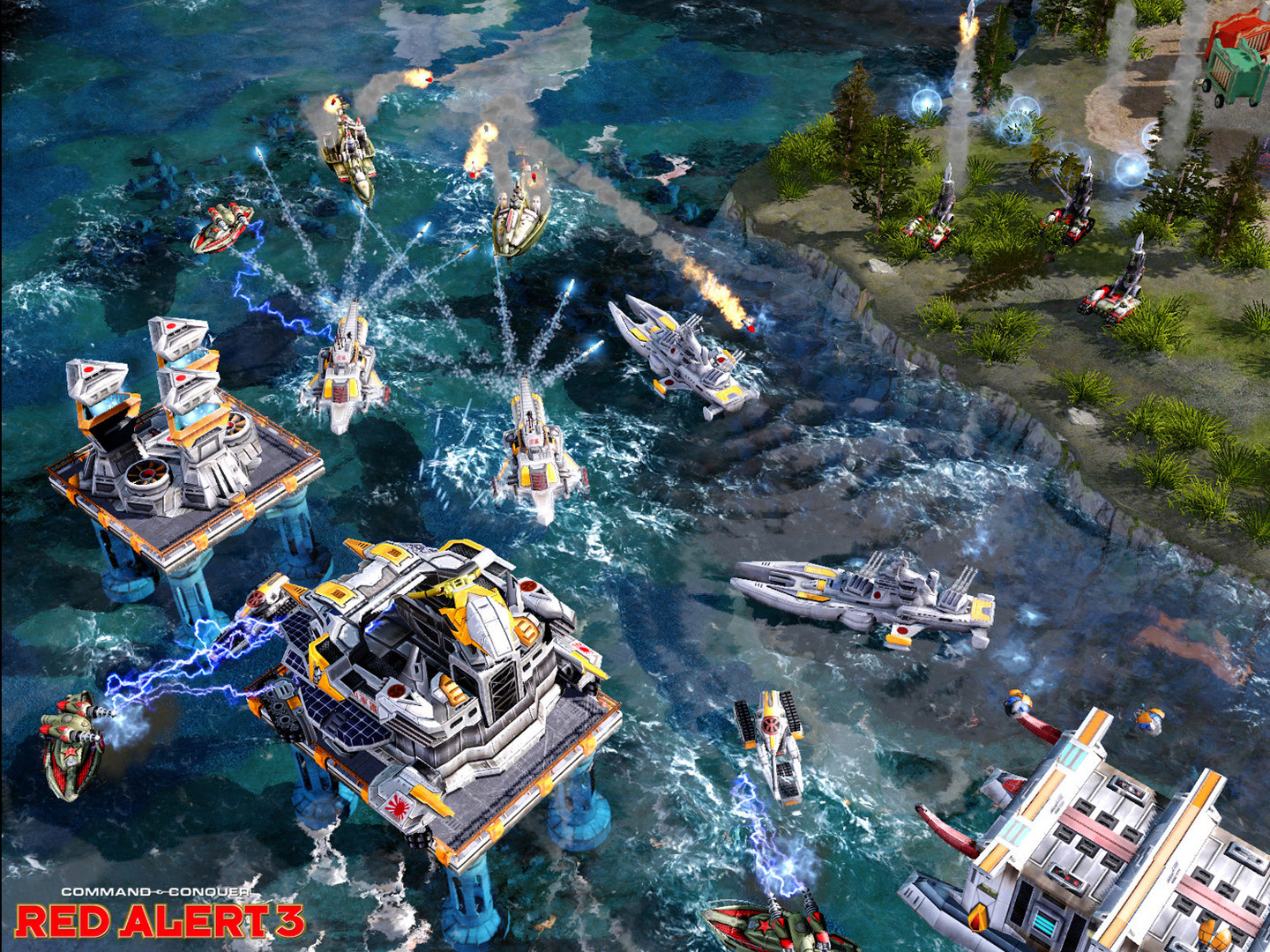 command and conquer red alert for mac free download