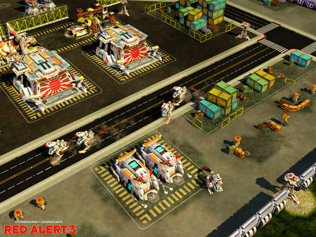 скриншот Command & Conquer: Red Alert 3 7