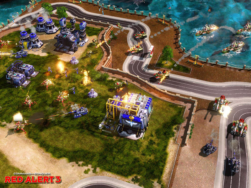 free download game command and conquer red alert 3