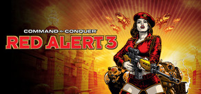 Command and Conquer: Red Alert 3 cover art