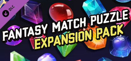 Fantasy Match Puzzle - Expansion Pack