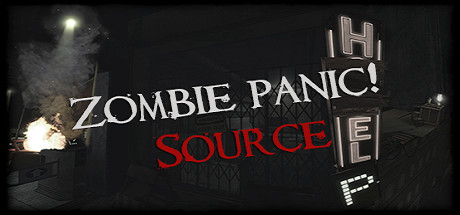 Zombie Panic! Source Logo
