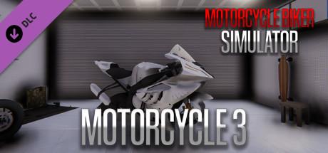 Motorcycle Biker Simulator - Motorcycle 3