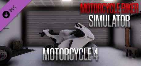 Motorcycle Biker Simulator - Motorcycle 4