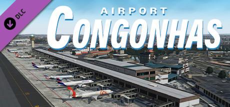 X-Plane 11 - Add-on: Globall Art - SBSP - Congonhas Airport