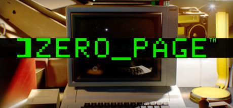 Zero Page
