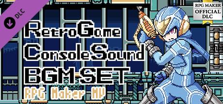 RPG Maker MV - Retro Game Console Sound BGM Set