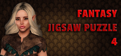 Fantasy Jigsaw Puzzle 4 cover art