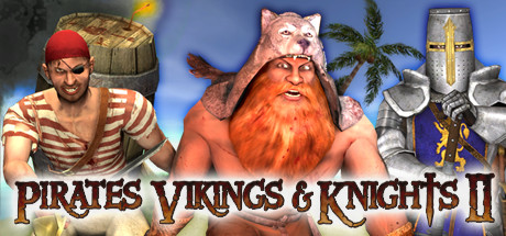 Купить Pirates, Vikings, and Knights II