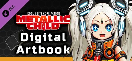 METALLIC CHILD Digital Artbook