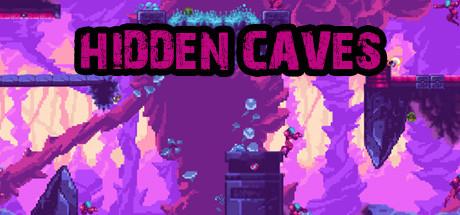 Hidden Caves cover art