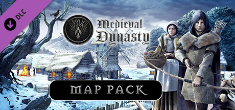 Medieval Dynasty - Map Pack