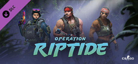 CS:GO - Operation Riptide