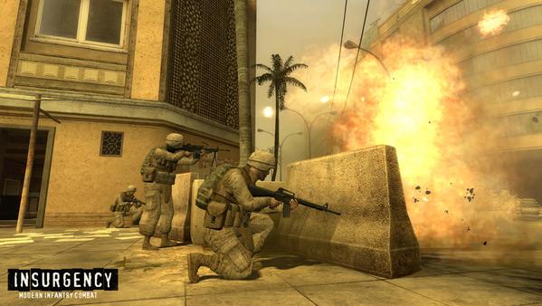 INSURGENCY: Modern Infantry Combat